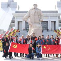开展革命传统教育,参观铁人纪念馆